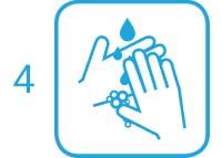 BBW im öffentlichen Waschraum